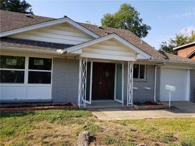 Garland Single Family Home For Sale: 1310 Rosewood Hills Drive