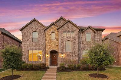Allen Single Family Home For Sale: 1006 Taylor Drive