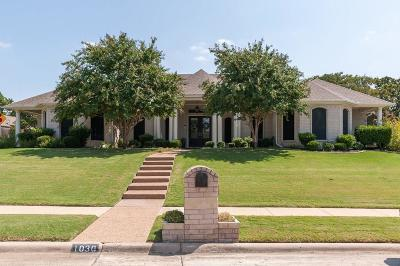 Kennedale Single Family Home Active Option Contract: 1030 Oak Hill Park