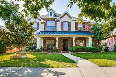 Lewisville Single Family Home For Sale: 869 Winchester Drive