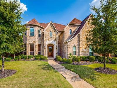 Frisco Single Family Home For Sale: 11082 Casa Grande Trail
