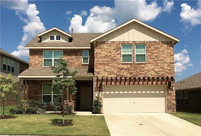 Forney Residential Lease For Lease: 5050 Royal Springs Drive