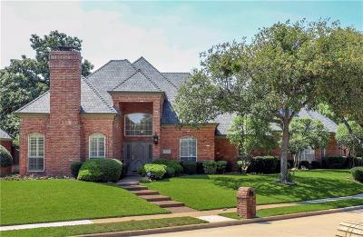 Plano Single Family Home For Sale: 1409 Terrace View Lane