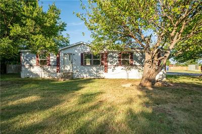 Stephenville Single Family Home For Sale: 1205 N Columbia Street