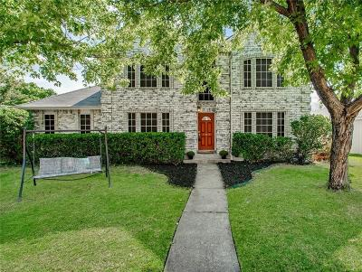 Wylie Single Family Home Active Option Contract: 100 S Carriage House Way