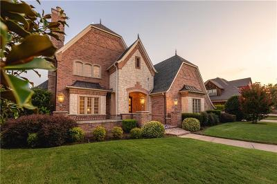 Colleyville Single Family Home For Sale: 1805 Arrington Green