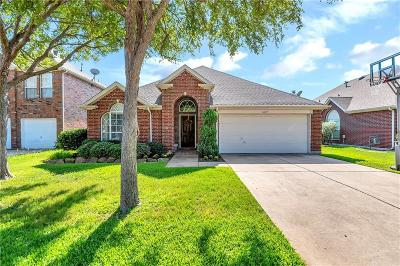 Frisco Single Family Home For Sale: 6629 Waters Edge Lane