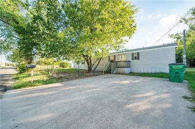 Stephenville Single Family Home For Sale: 1250 N Belknap Street