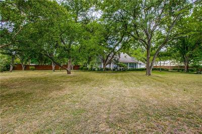 Dallas County Single Family Home For Sale: 6721 Inwood Road