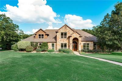 Aledo Single Family Home For Sale: 130 Willow Springs Lane