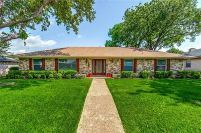 Farmers Branch Single Family Home For Sale: 3465 Bevann Drive