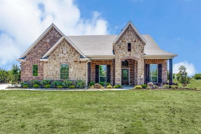 Weatherford Single Family Home For Sale: 2702 Sonora Estates