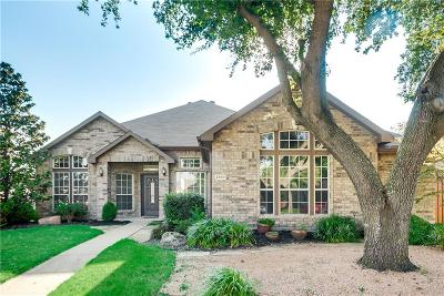 Rowlett Single Family Home For Sale: 2610 Harborview Boulevard