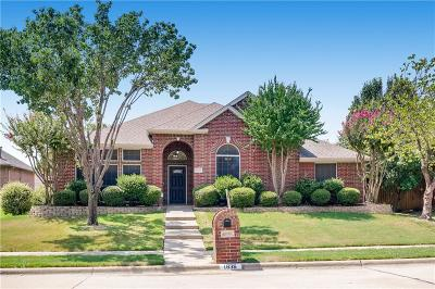 Keller Single Family Home Active Option Contract: 1636 Chase Oaks Drive