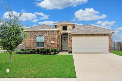 Forney Single Family Home For Sale: 3110 Persimmons Way