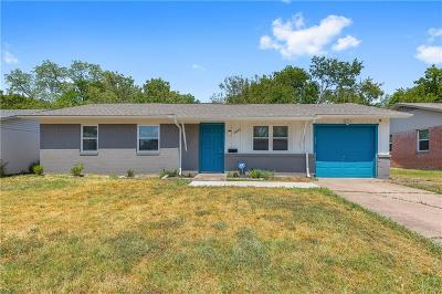 Single Family Home For Sale: 2603 Emerald Drive