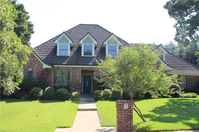 Arlington Single Family Home Active Option Contract: 5009 Bridgewater Drive