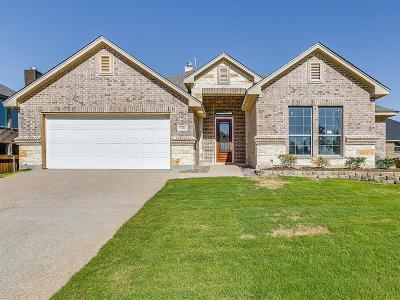 Benbrook Single Family Home For Sale: 11004 Trail Ridge Drive