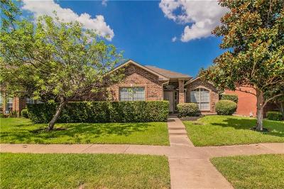 Flower Mound Single Family Home Active Option Contract: 828 Stone Trail Drive