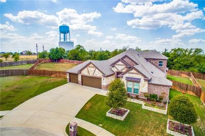 Midlothian Single Family Home Active Option Contract: 5829 Yellow Rose Court
