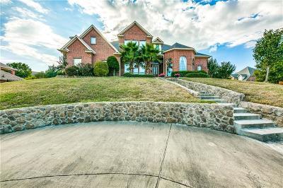 Desoto Single Family Home For Sale: 1131 Bristol Trail