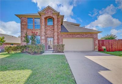Mansfield Single Family Home For Sale: 1219 Remington Ranch Road