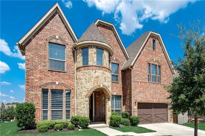 McKinney Single Family Home For Sale: 4112 Valley Ridge Lane