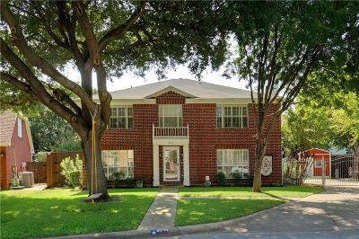 Grapevine Single Family Home For Sale: 4164 Harvest Court