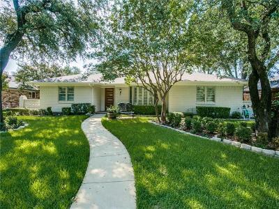 Plano Single Family Home For Sale: 2508 Delmar Drive