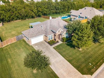 Fate Single Family Home For Sale: 111 Equestrian Trail