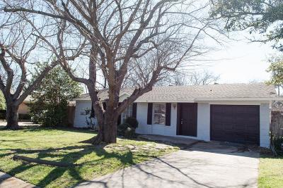 Plano Single Family Home For Sale: 1412 Hawthorne Drive