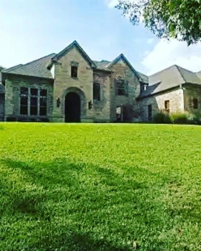 Midlothian Single Family Home For Sale: 4541 Stonewood Circle