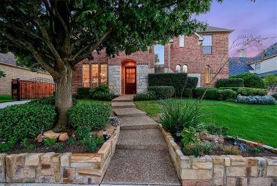 Keller Single Family Home Active Option Contract: 810 Lakeridge Drive