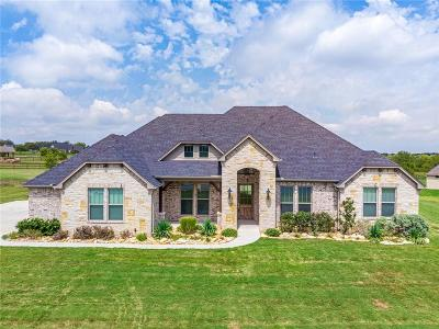 Johnson County Single Family Home For Sale: 6412 Starlight Ranch Road