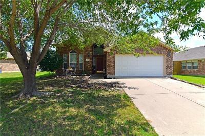 Forney Single Family Home For Sale: 134 Redbud Drive