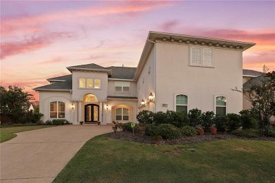 Allen Single Family Home For Sale: 1023 Kenilworth Street