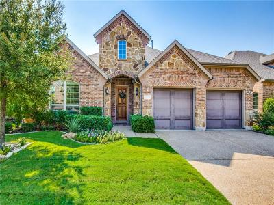 Lewisville Single Family Home For Sale: 2620 Cole Castle Drive