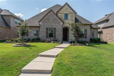 Allen Single Family Home For Sale: 891 Starcreek Parkway