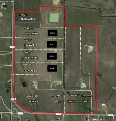 Denton County Residential Lots & Land For Sale: 0008 Fm 1173