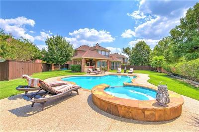 Grand Prairie Single Family Home Active Option Contract: 6803 Lagoon Drive