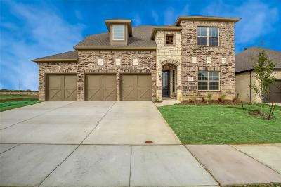 Little Elm Single Family Home For Sale: 332 Cowling Drive