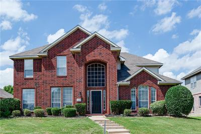 Plano Single Family Home For Sale: 8429 Finsbury Drive