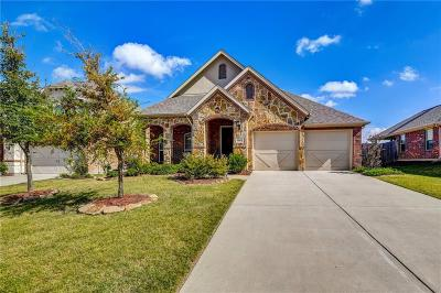 Mckinney Single Family Home For Sale: 5904 Chatham Drive