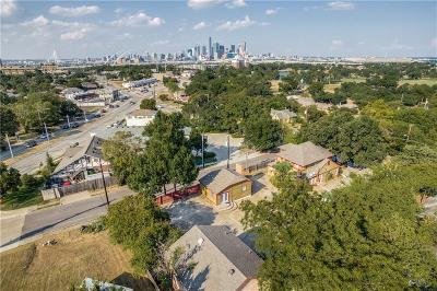Dallas Single Family Home For Sale: 909 N Beckley Avenue