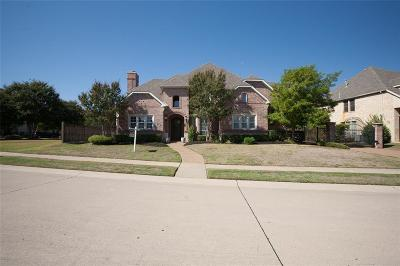 Southlake Single Family Home For Sale: 1300 Montgomery Lane