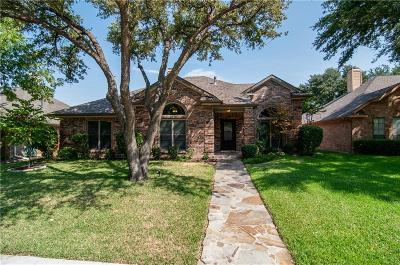 Irving Single Family Home For Sale: 755 Red River Trail