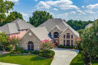 McKinney Single Family Home For Sale: 1521 Timber Edge Drive