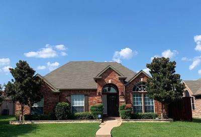 Frisco Residential Lease For Lease: 10808 Pineview Lane