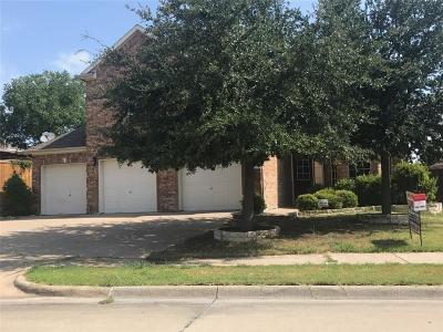 Rowlett Single Family Home For Sale: 8518 Russell Drive