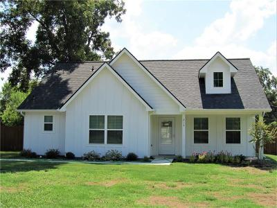 Farmersville Single Family Home Active Option Contract: 213 Neathery